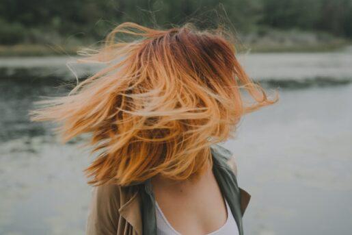 oleosidade dos cabelos