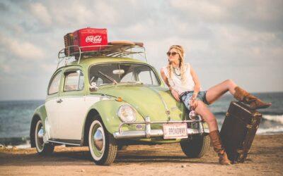 Dicas de moda de viagem para facilitar a arrumação de malas
