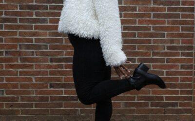 Botas de veludo: As queridinhas do Inverno