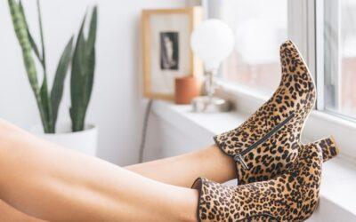 Sapatos estampados: como apostar nas estampas
